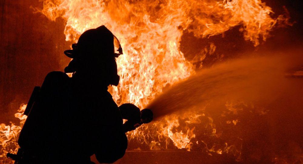 un pompier (image d'illustration)