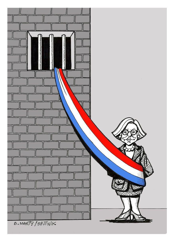 Comment est-il possible pour Mme Balkany, condamnée pour fraude fiscale, d'être maire de Levallois?