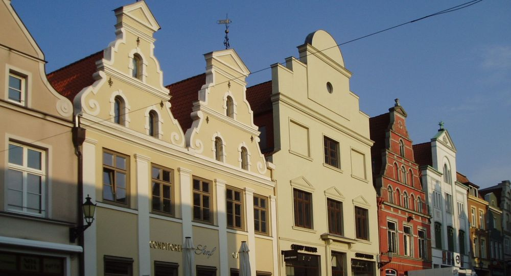 Wismar, Allemagne