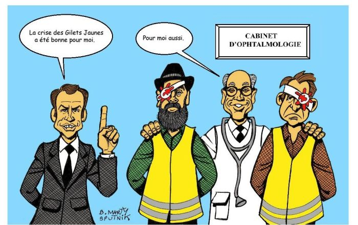 Le bon côté de la crise des Gilets jaunes