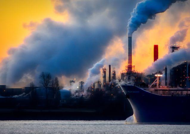 le changement climatique (image d'illustration)