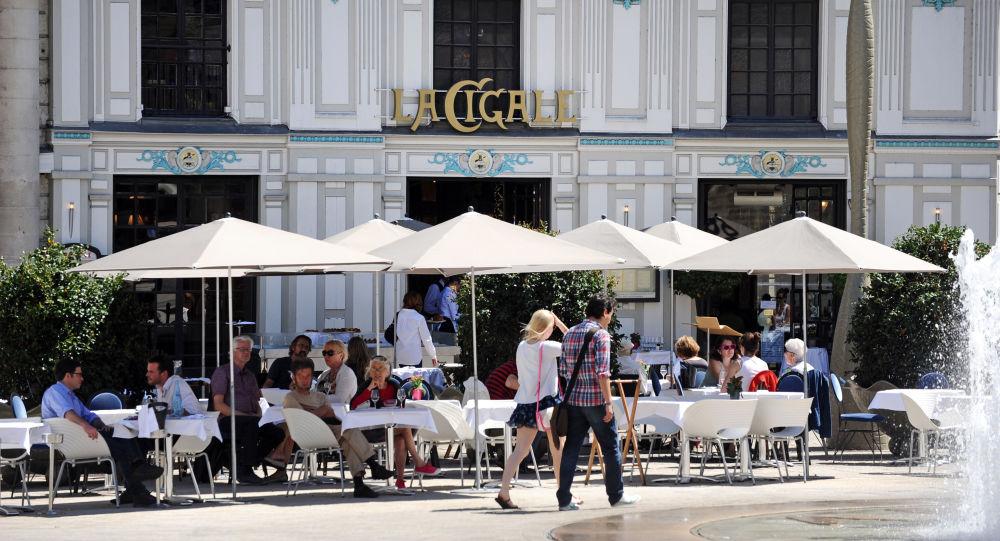 La Cigale (photos d'archives)