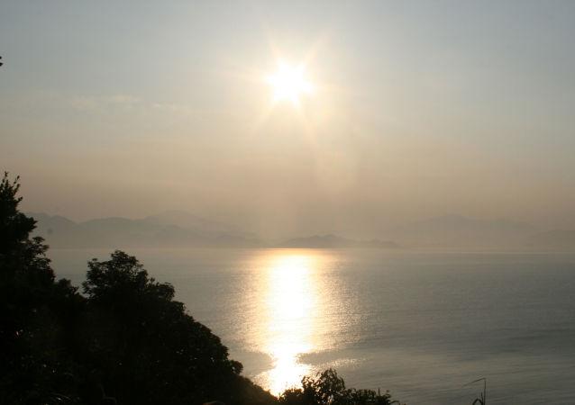 Une île en mer de Chine orientale (archive photo)