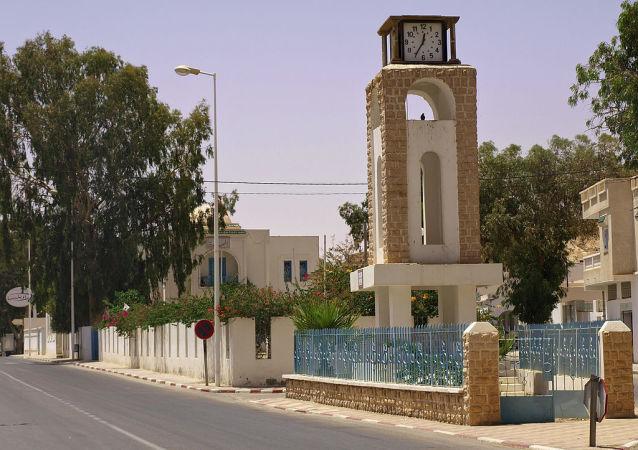 Siege de municipalité de Ghomrassen