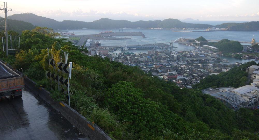 L'Usine Matières premières: Vidéo] Tragique effondrement d'un pont à Taïwan