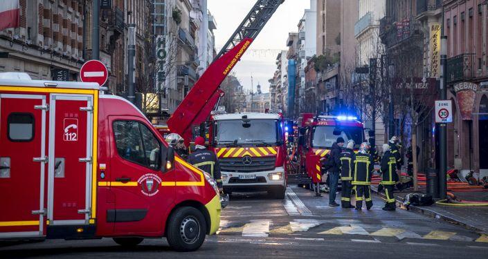 Pompiers (image d'illustration)