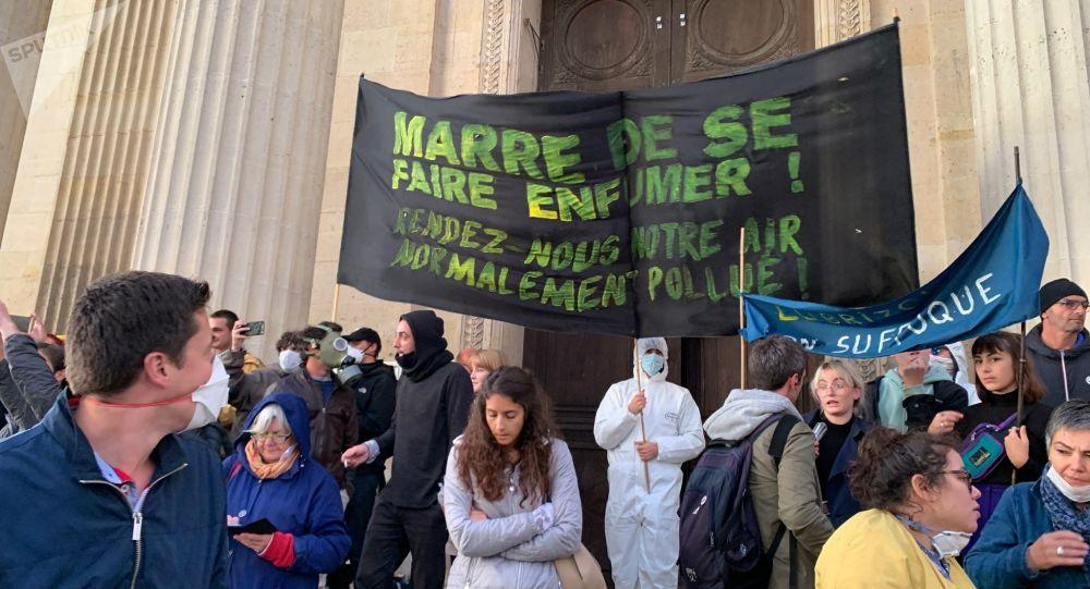 Lubrizol: si Sibeth Ndiaye vivait à Rouen «elle serait restée»