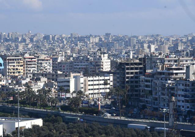 VIlle syrienne de Lattaquié