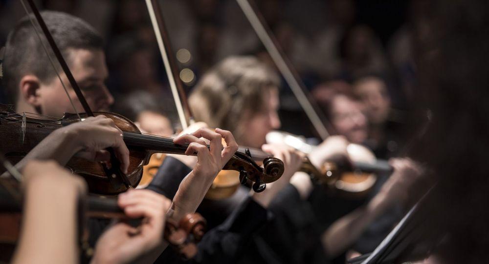 Orchestre (image d'illustration)