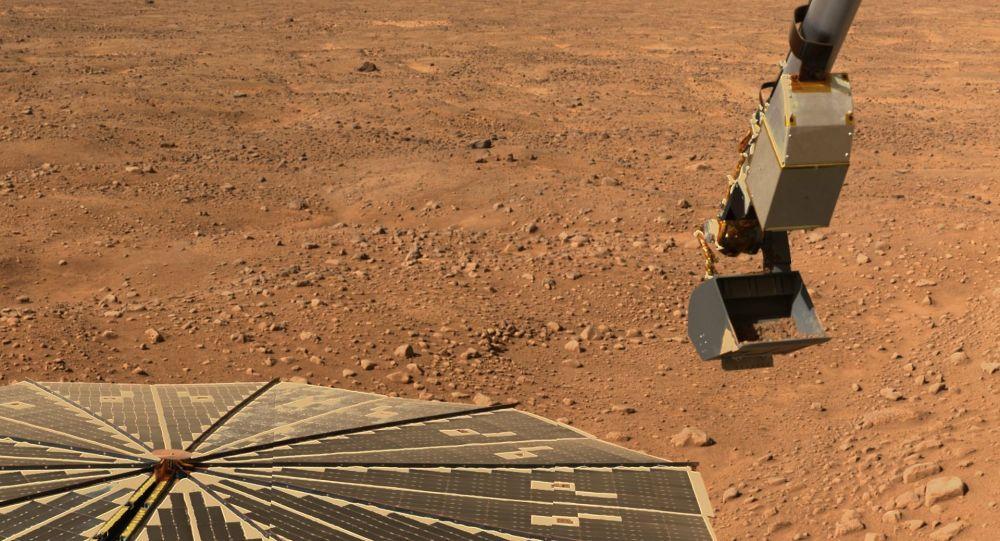 Mars (image d'illustration)