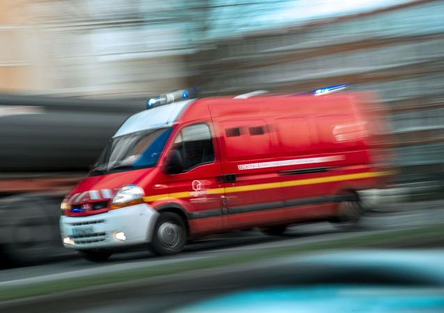 Secours pompiers