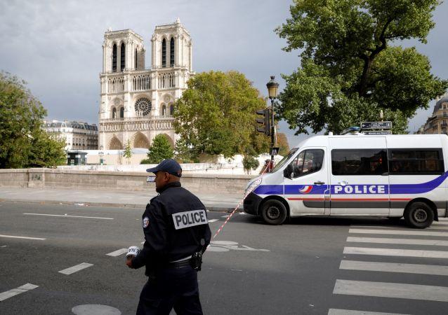 Paris après l'attaque à la préfecture de police