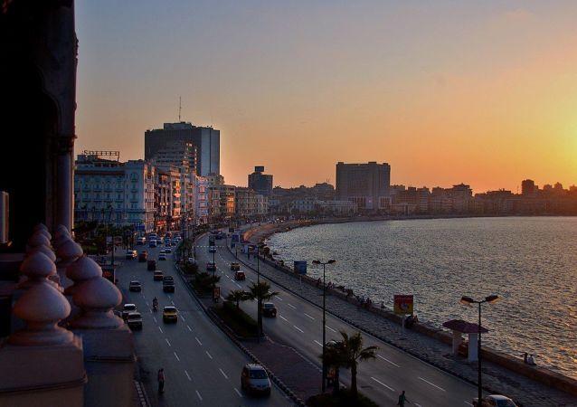Égypte, image d'illustration
