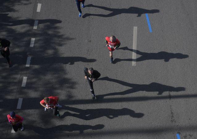 Des coureurs (image d'illustration)