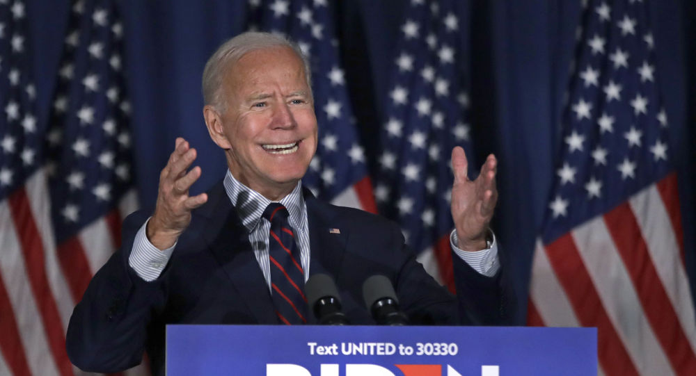 Pour la première fois Joe Biden évoque une procédure de destitution contre Trump