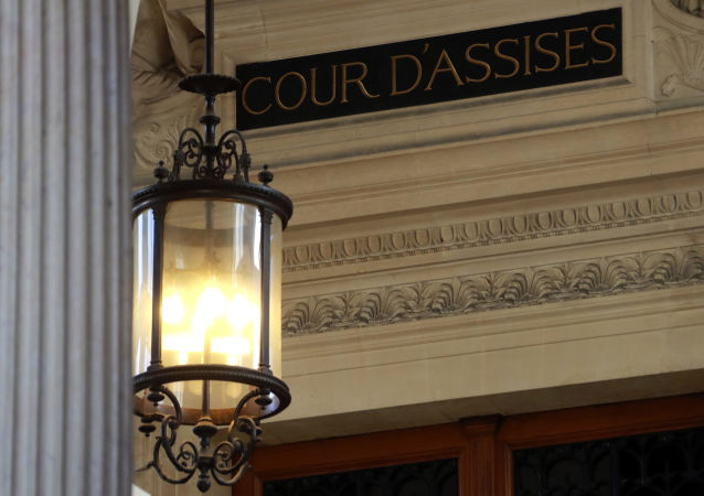Cour d'assises de Paris