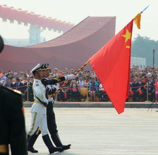 Le défilé militaire organisé à Pékin pour le 70e anniversaire de la République populaire de Chine