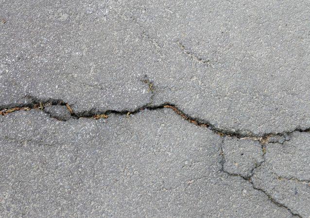 Fissure (image d'illustration)