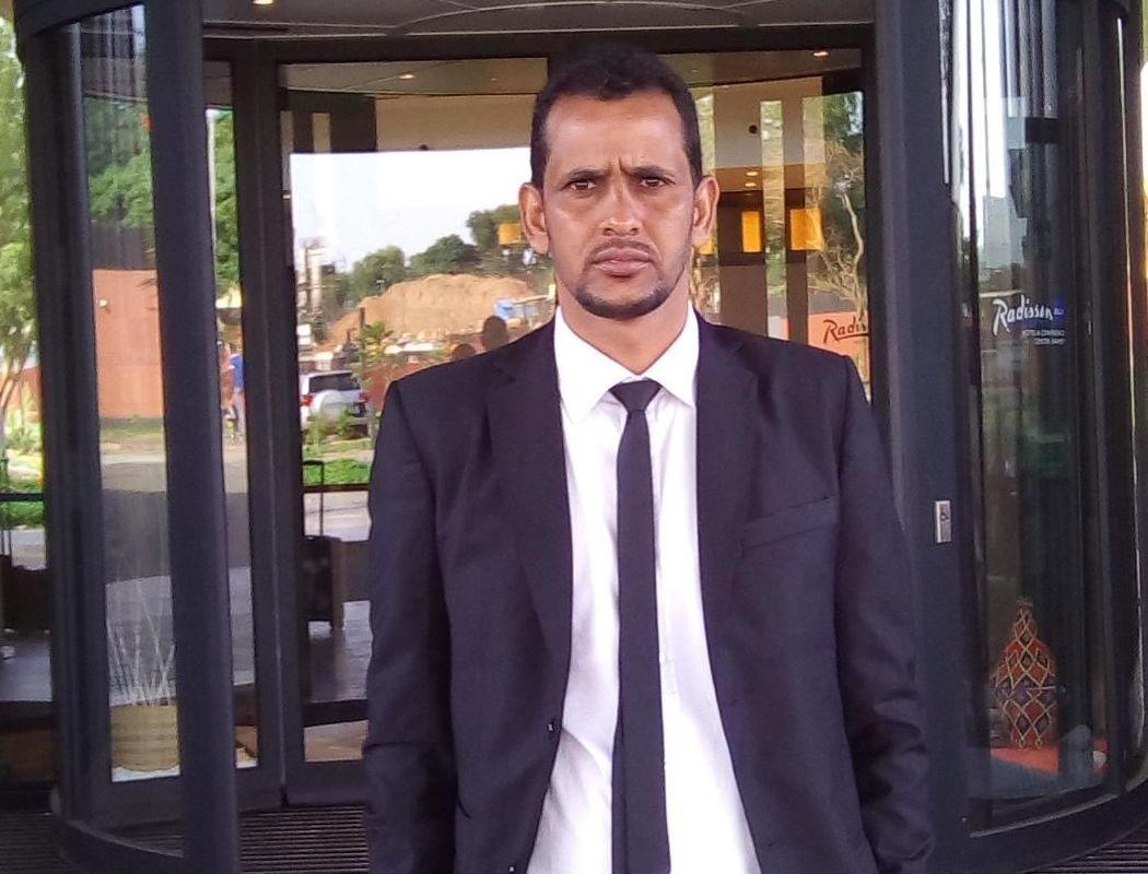 Housseyne Ag Issa, spécialiste des mouvements armés dans le Sahel.