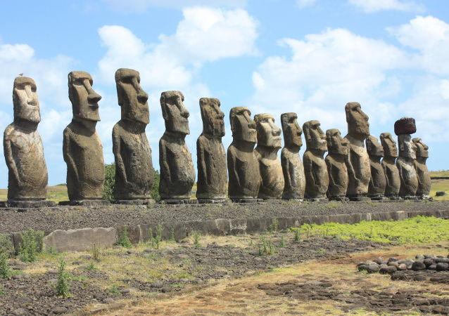 Le parc national de Rapa Nui