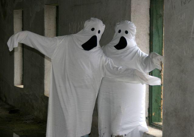 des fantômes