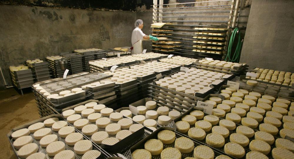 Un fromage (image d'illustration)