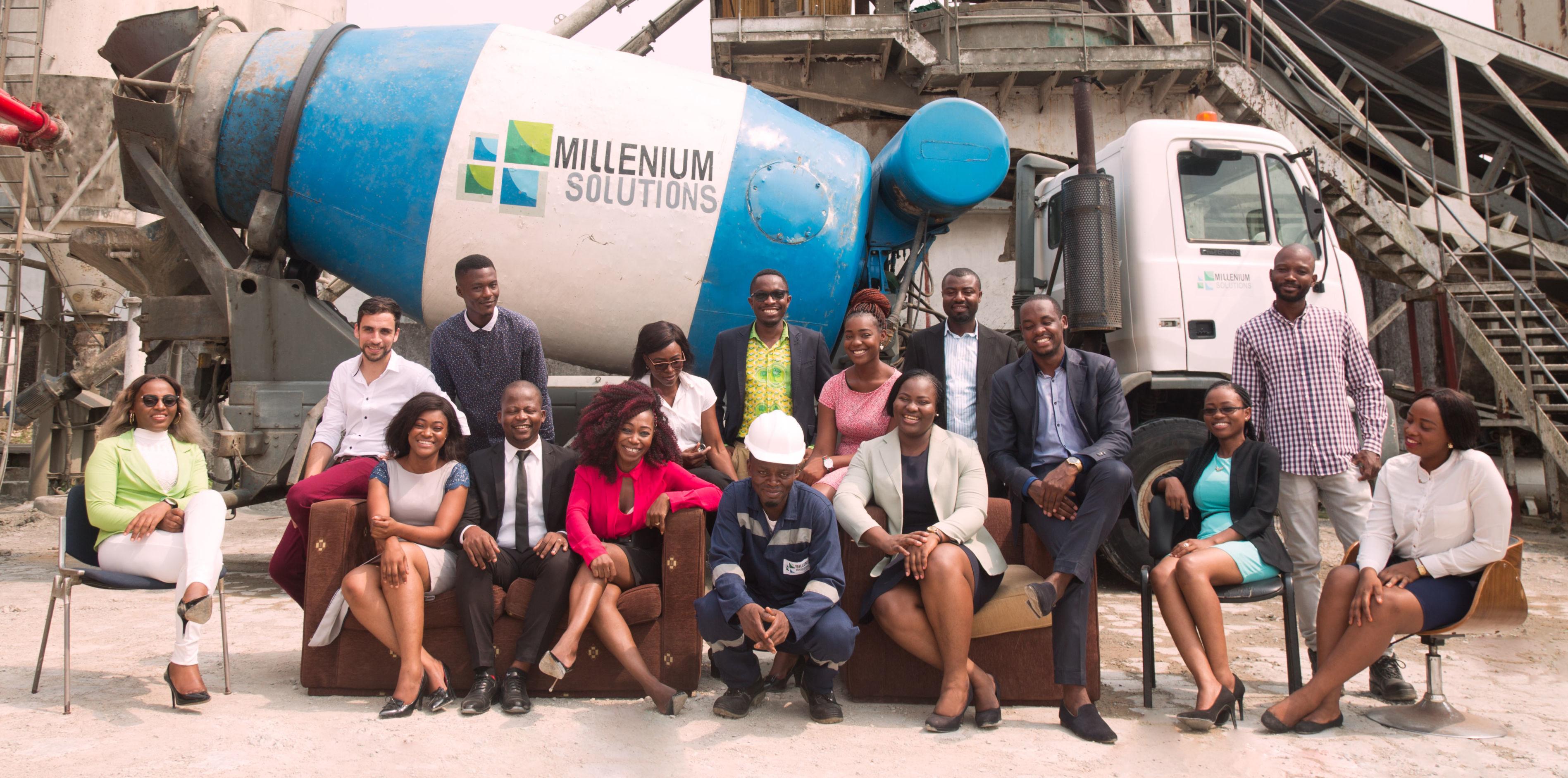L'équipe de Millenium Immobilier