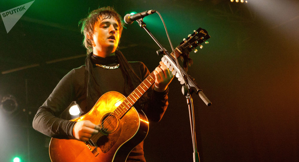 Pete Doherty en garde à vue pour détention de drogue