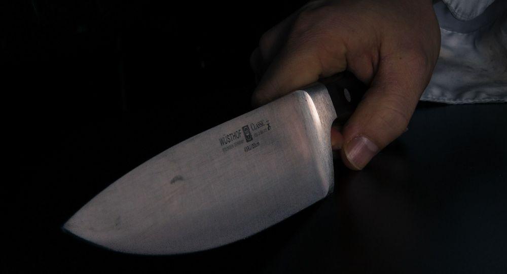 Couteau (image d'illustration)