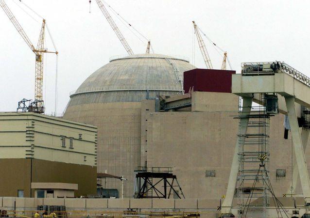 Une installation nucléaire irannienne (photo d'archives)