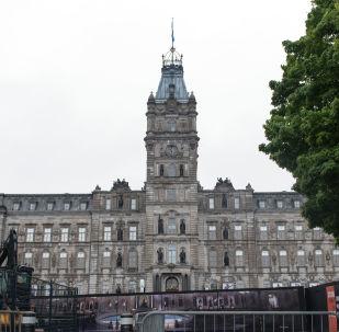 Assemblée nationale du Canada à Québec