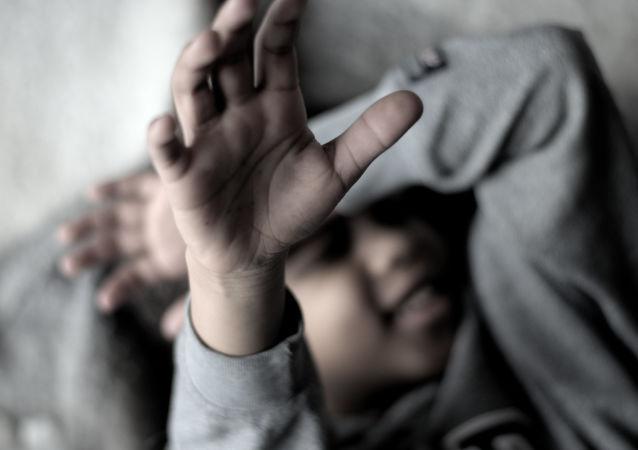 Un enfant (image d'illustration)