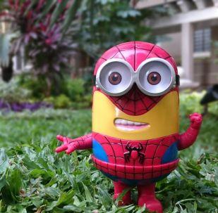 spider-man, image d'illustration