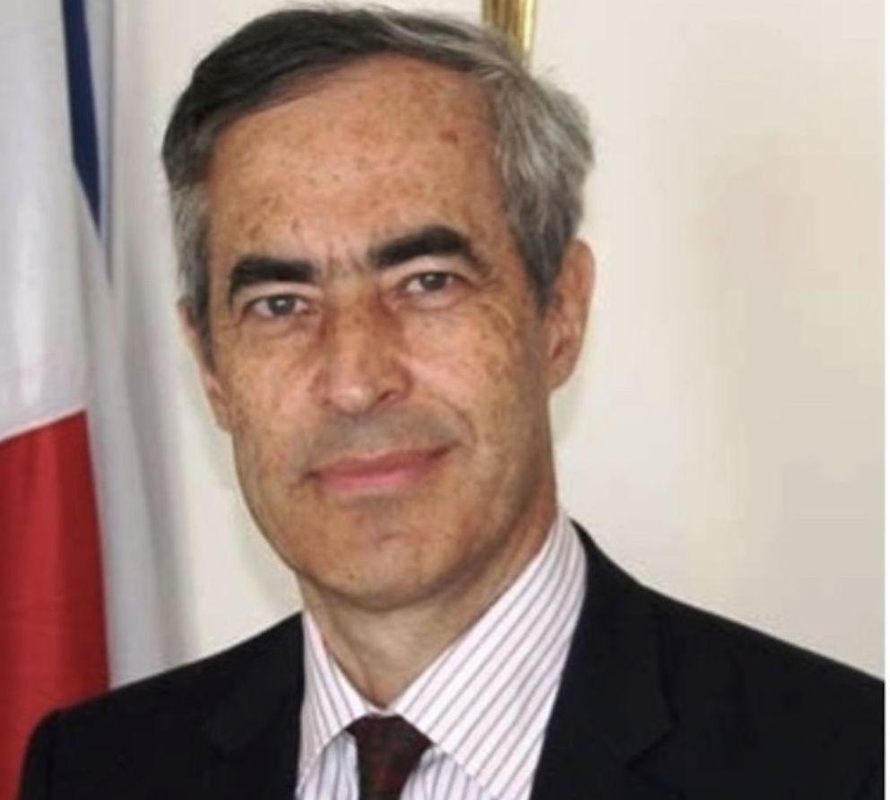 Nicolas Normand, ancien ambassadeur de France à Bamako et auteur d'un ouvrage paru en janvier 2019 «Le grand livre de l'Afrique – Chaos ou émergence au sud du Sahara?» .