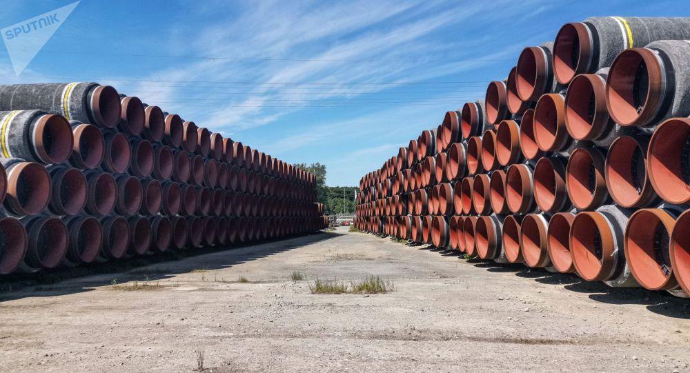Berlin aurait proposé à Washington un marché d'un milliard d'euros pour pouvoir achever le Nord Stream 2