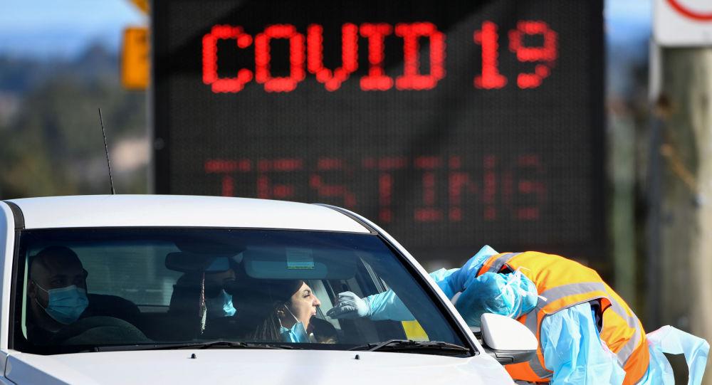 Record de nouveaux cas de coronavirus à Sydney malgré le confinement