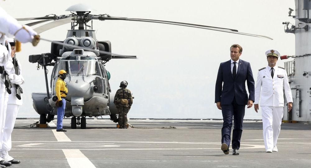 Les Libanais «soupçonnent Macron de vouloir sauver ou réhabiliter leur classe politique»