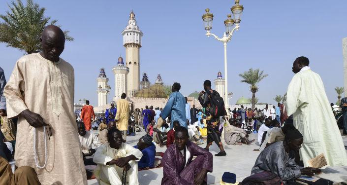 Image Sénégal: le Grand Magal de Touba, fer de (re)lance du virus ou de l'économie nationale?