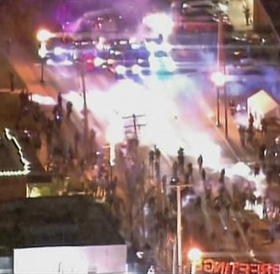 Fusillade de Ferguson: émeutes contre la clémence du tribunal