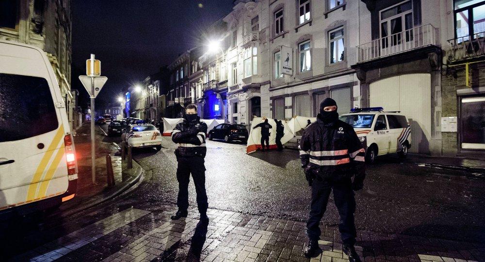 Belgique: opération antiterroriste à Verviers