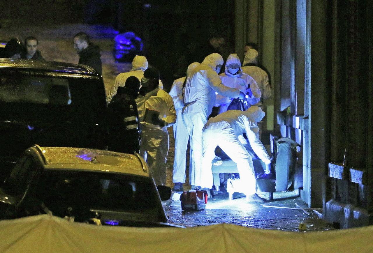 Belgique: vaste opération antiterroriste à Verviers
