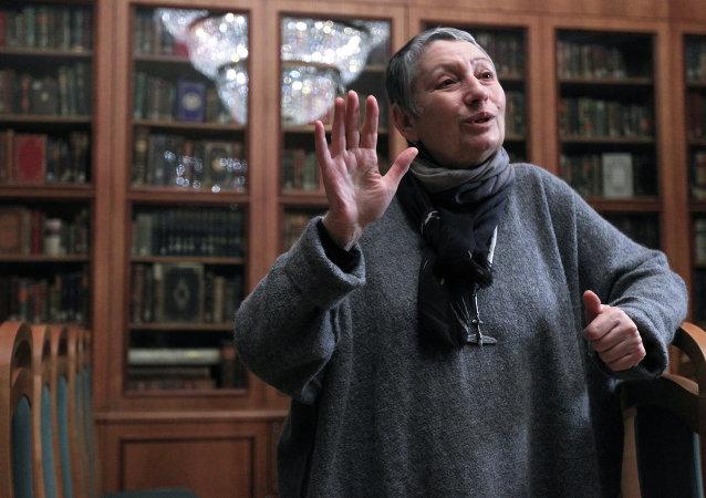 Lioudmila Oulitskaïa