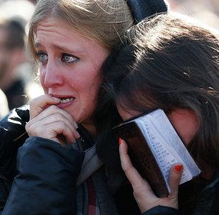 Cérémonies d'adieux aux victimes des attentats de Paris