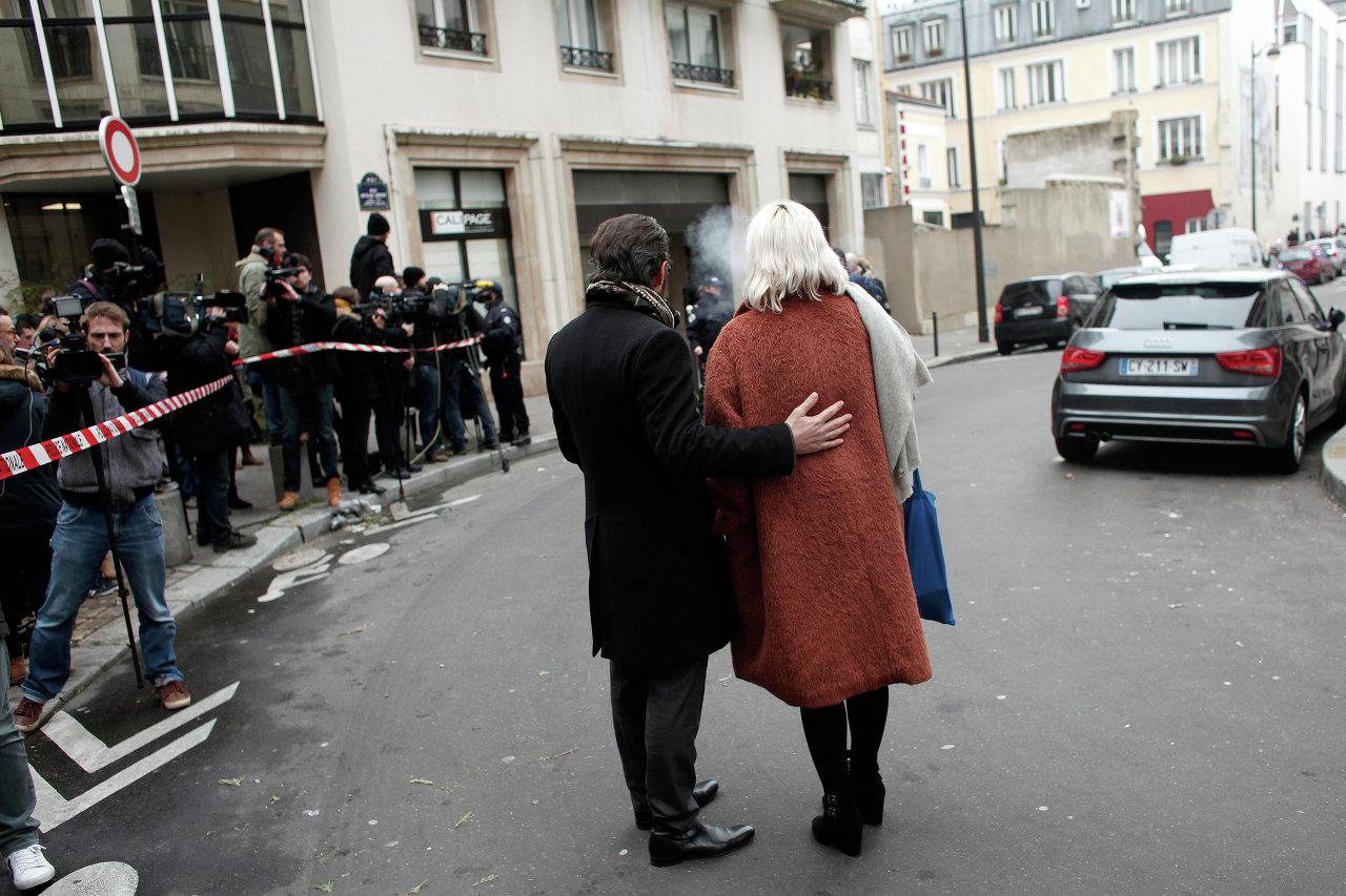 Attaque contre Charlie Hebdo