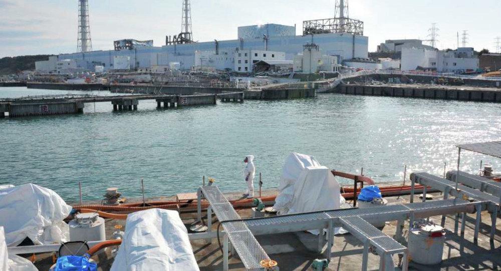 Сentrale japonaise de Fukushima
