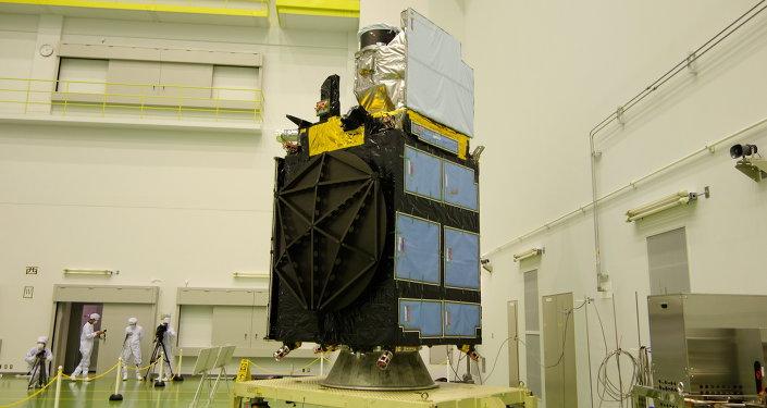 satellite météorologique japonais Himawari-8