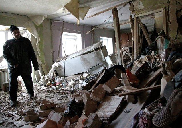 En Ukraine, un cessez-le-feu toujours plus fragile