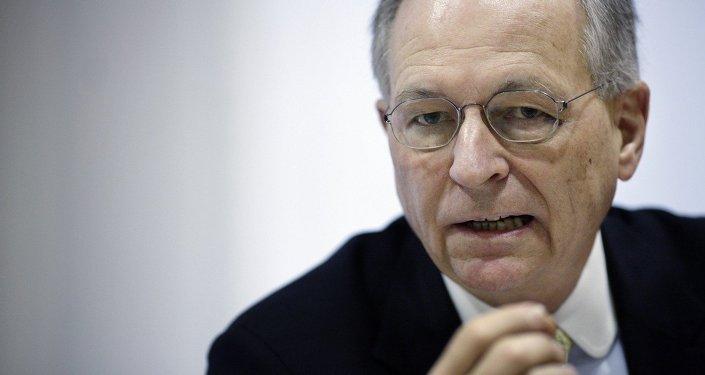 Président de la conférence de Munich sur la sécurité Wolfgang Ischinger