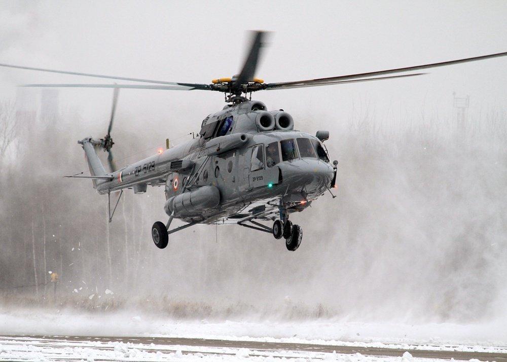 Les hélicoptères militaires russes modernes