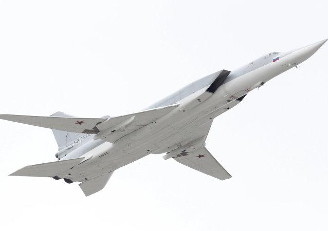 Bombardier stratégique Tupolev Tu-22M3